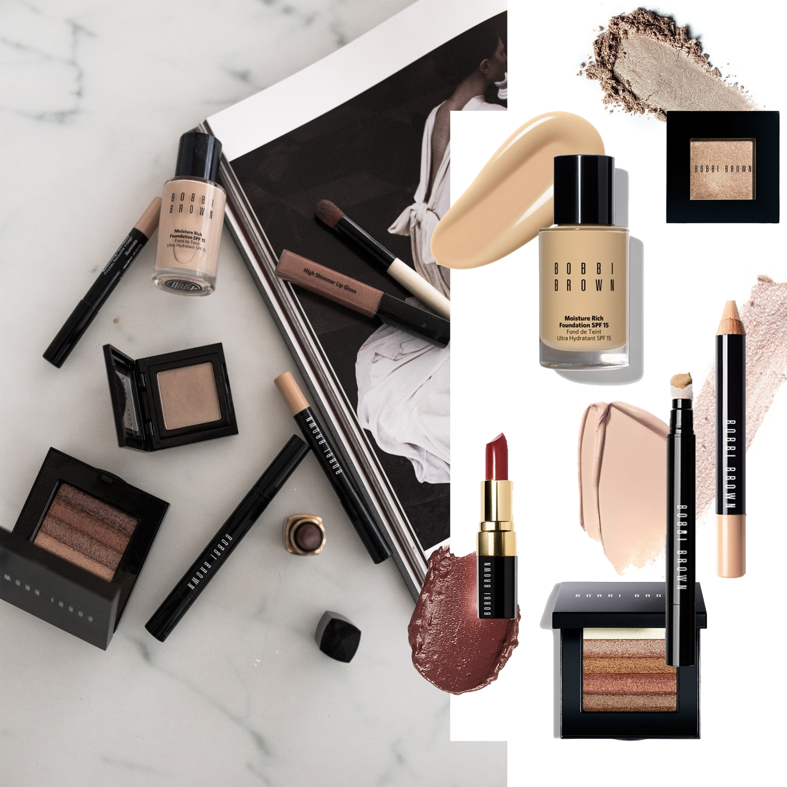 Bobbi Brown Make Up  The-Limits-of-Control-Fashion-Fashionblogger-Blogger-Berlin-Deutschland-Modeblog-Modeblogger