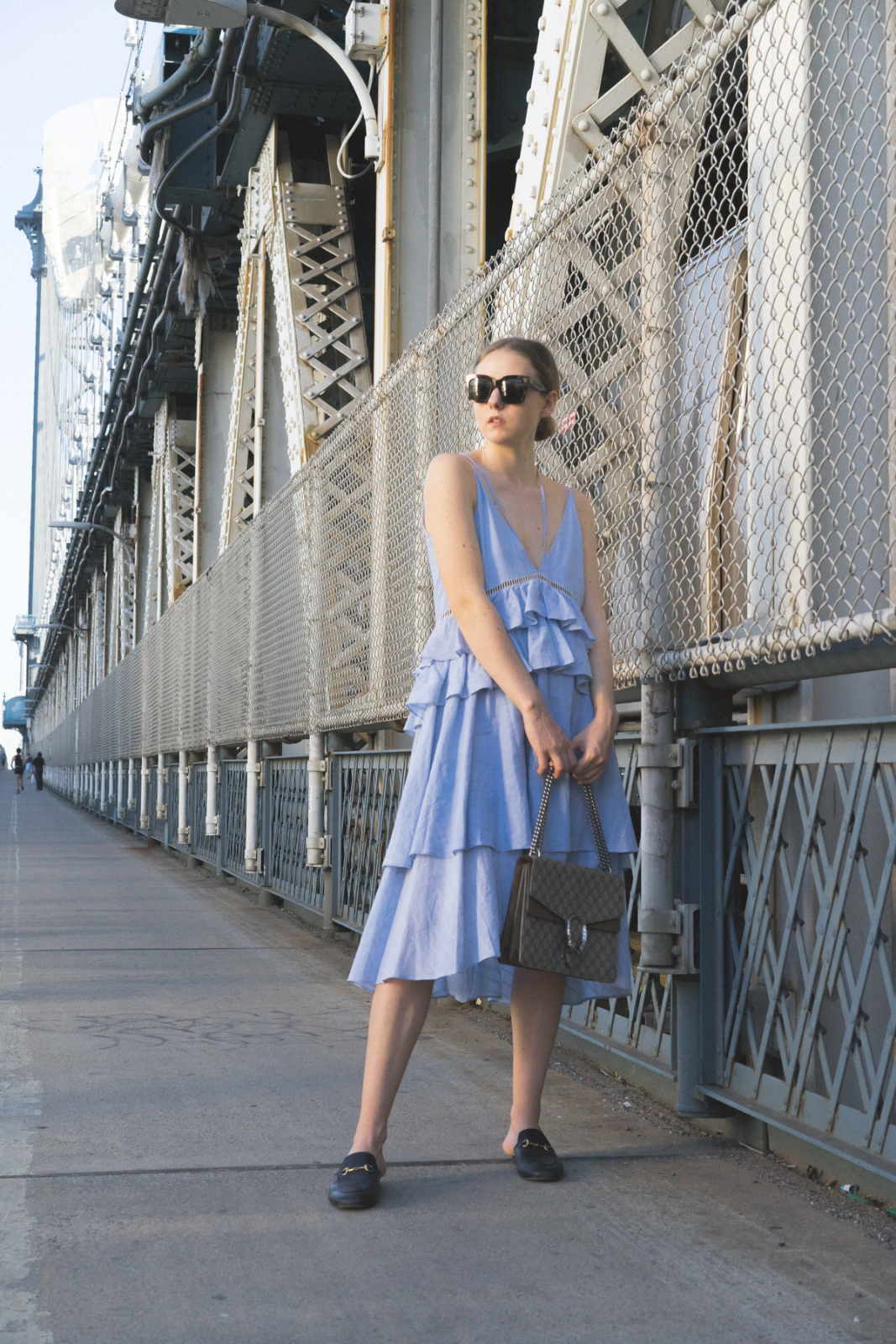 Lala Berlin Kleid_Manhatten Bridge_The-Limits-of-Control-Fashion-Fashionblogger-Blogger-Berlin-Deutschland-Modeblog-Modeblogger