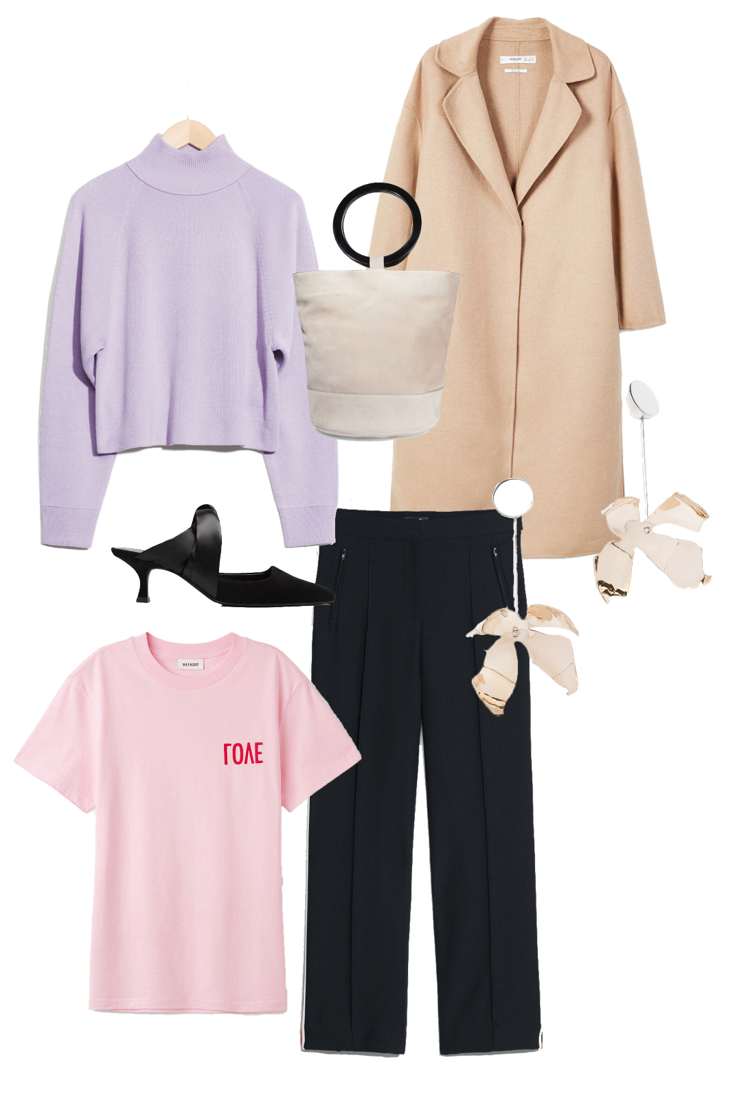 New in & Wishlist: Colour-Fall