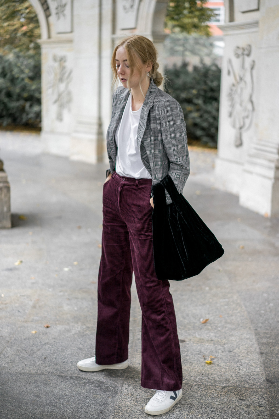 Outfit Cordhose The Limits Of Control Fashionblog Berlin