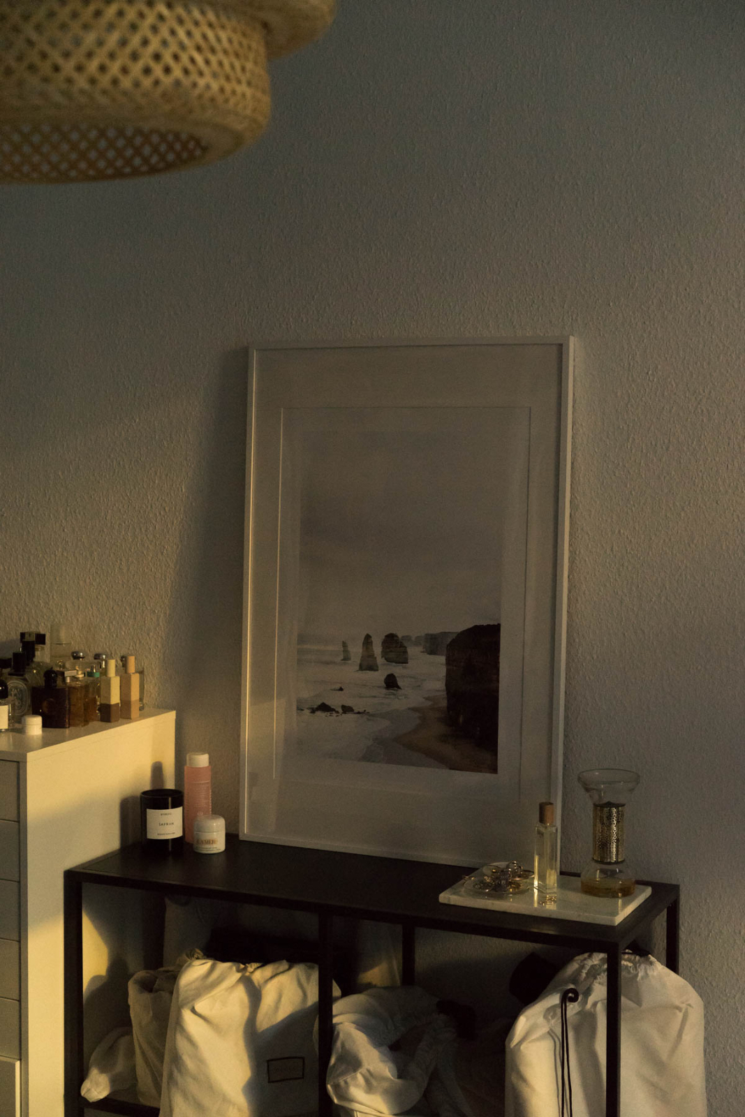 Interior: New Prints in our bedroom