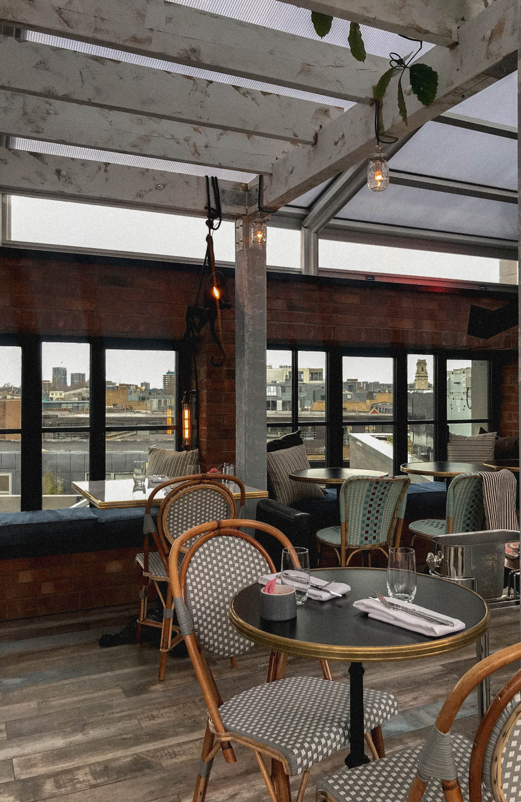 Where to stay, eat and have coffee in London | 3 places you have to visit