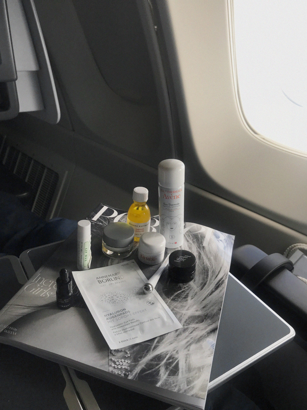 Beauty: In Flight Travel Essentials