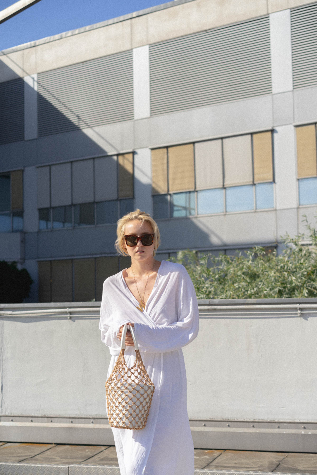 Outfit: The White Robe
