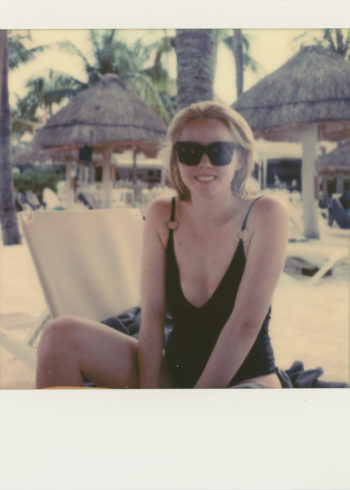 Personal: Our Mexico Trip in a Polaroid Diary